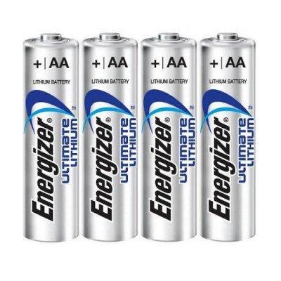Комплект батарей Energizer Ultimate Lithium (4 шт.)