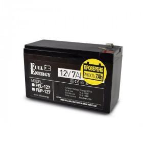 Акумулятор для ДБЖ Full Energy FEP-127