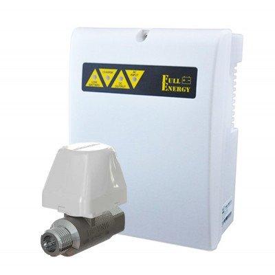 Готовое решение для системы Аякс с  шаровым краном Аквасторож Эксперт-15 + ИБП Full Energy BBGP-123