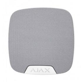 Ajax HomeSiren - бездротова домашня сирена - біла