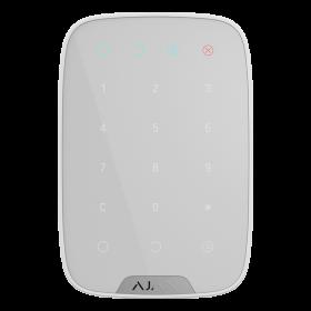 Ajax KeyPad – Беспроводная клавиатура – белая