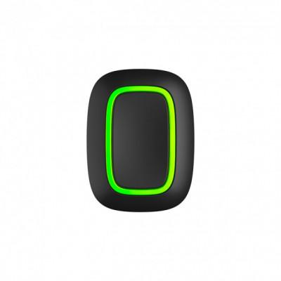 Клавиатуры и брелоки AJAX Ajax Button - Беспроводная тревожная кнопка для экстренных ситуаций - черная