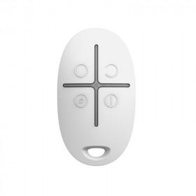 Ajax SpaceControl – Брелок для управления охранной системой Ajax – белый