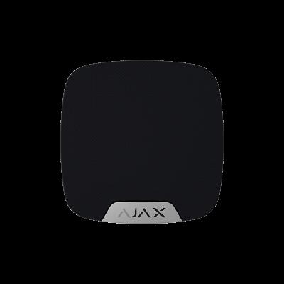 Сирены Ajax Ajax HomeSiren – Беспроводная домашняя сирена – черная
