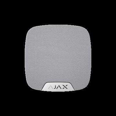 Сирены Ajax Ajax HomeSiren – Беспроводная домашняя сирена – белая