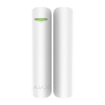 Датчики открытия Ajax DoorProtect – Беспроводной датчик открытия двери/окна – белый