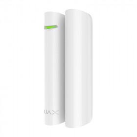 Ajax DoorProtect Plus – Беспроводной датчик открытия с сенсором удара и наклона – белый