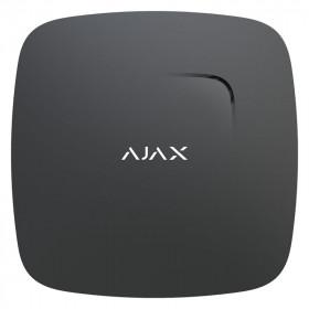Ajax FireProtect – Беспроводной датчик дыма с сенсором температуры – черный