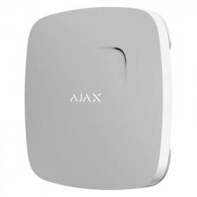 Ajax FireProtect Plus – Беспроводной датчик детектирования дыма и угарного газа – белый