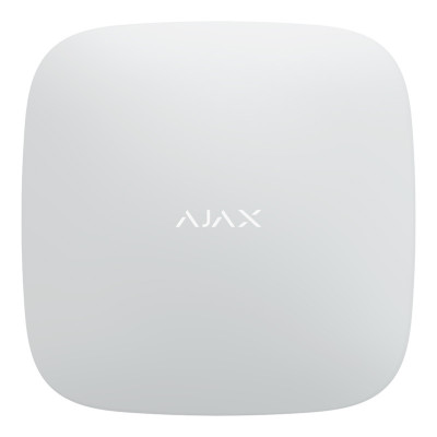 Централь Ajax Hub Ajax Hub Plus – Интеллектуальная централь – белая