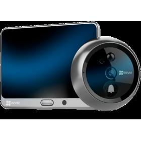 Wi-Fi дверной глазок с ответной станцией Ezviz CS-DP1