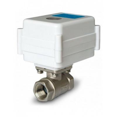 """Защита от потопа Кран с электроприводом Neptun AquaControl 220В 1/2"""""""