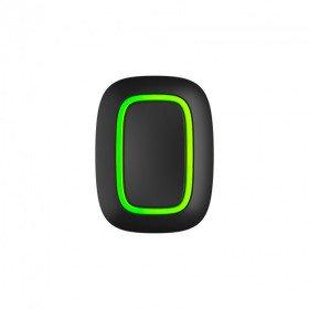 Ajax Button - Беспроводная тревожная кнопка для экстренных ситуаций - черная