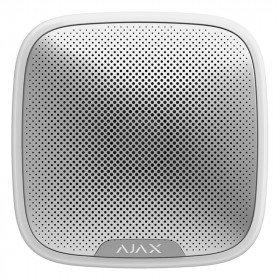Ajax StreetSiren - бездротова вулична сирена - біла