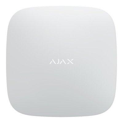 Ajax Hub Plus – Интеллектуальная централь – белая