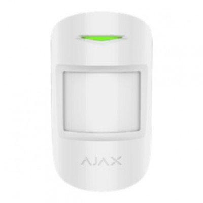 Ajax MotionProtect – Беспроводной датчик движения – белый