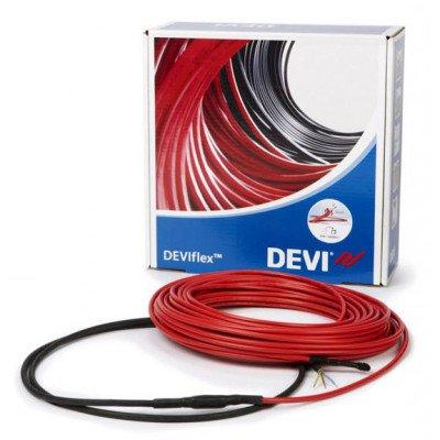 Нагрівальний двожильний кабель DEVIflex 18T (DTIP-18) 3050 Вт