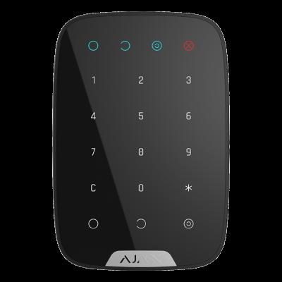 Ajax KeyPad Plus - Бездротова клавіатура - чорна